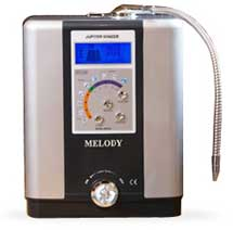 Melody water ionizer JP104